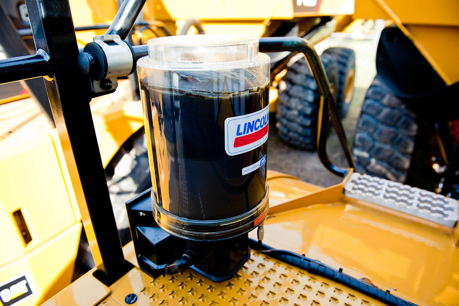 Lubrication Systems Amp Services Application Equipment