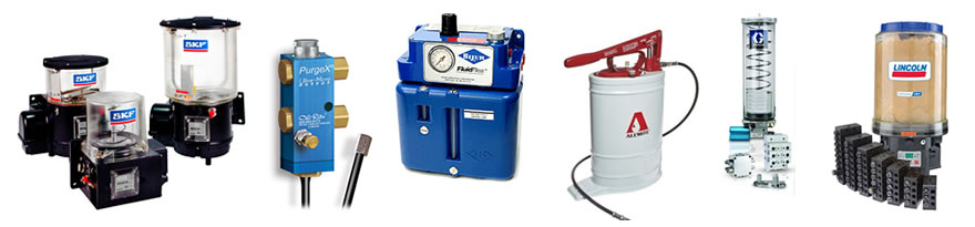 Application Equipment Lubrication Systems Manufacturers