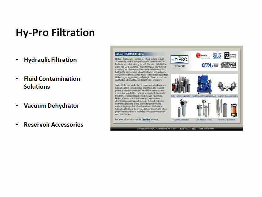 Lubrication Systems & Services - Application Equipment